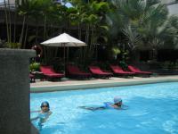マレーシア クアラルンプール ホテルプール