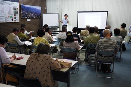 2012年6月学び場八尾南遺跡1