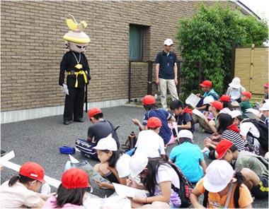 久宝寺小学校見学3
