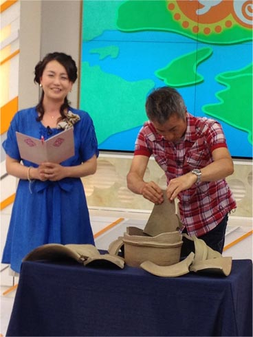 NHK出演2