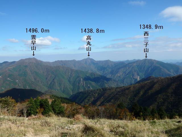 徳島のヘソから東を眺める