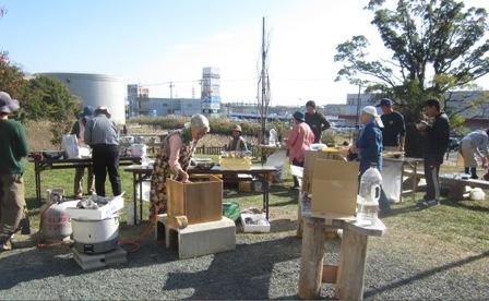 収穫祭in豊橋