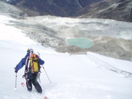 2006 コルディエラ・ブランカ ピスコ峰滑降