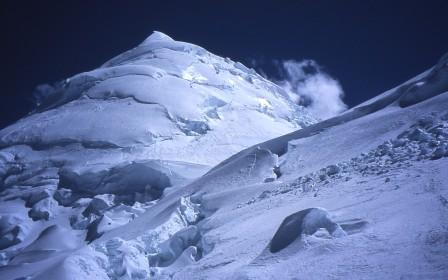 ワスカラン北峰