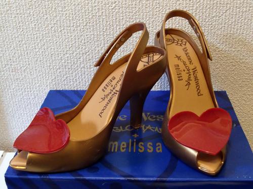 メリッサ靴2