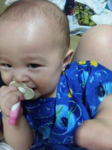 2010814歯磨き練習 (3)