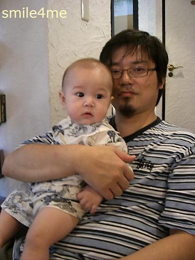2010816父ちゃんとボク (4)