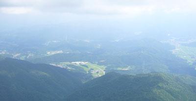 山ガール|日帰り|登山|伊吹山(標高1377m)|滋賀県|2011/07/17|