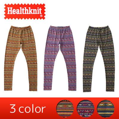 山ガールファッション|ヘルスニット【healthknit】 レギンス|LEGGINGS
