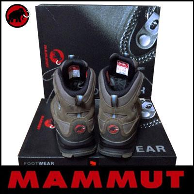 山ガール|登山|登山靴【マムート|MAMMUT】