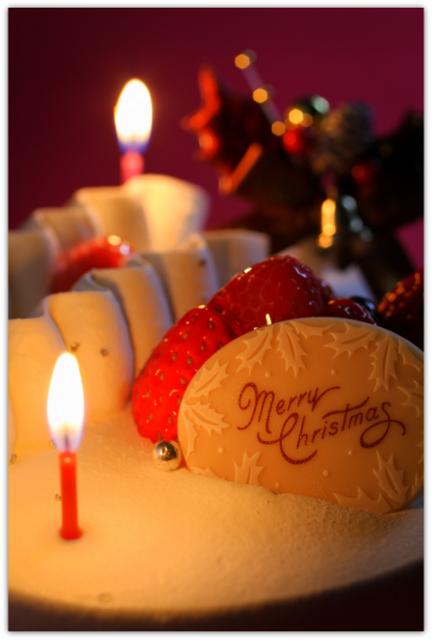 クリスマス ケーキ ラグノオ ササキ 弘前 青森 写真
