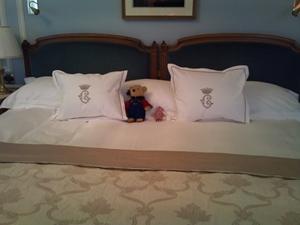 ベッド キレくま