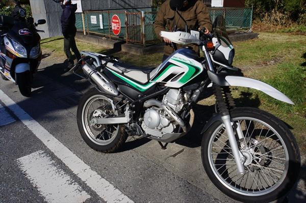 ハルキさんバイク