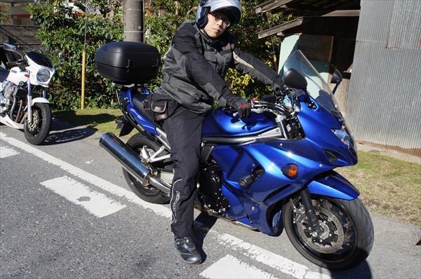 ウィズさんバイク