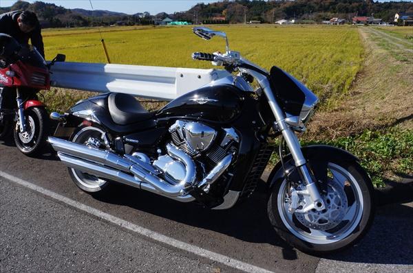 のっぽさんバイク