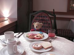 プラハ朝食