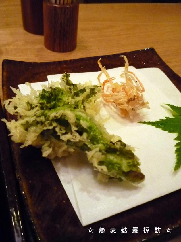 14.本郷 蕎麦切 森の (菜花)