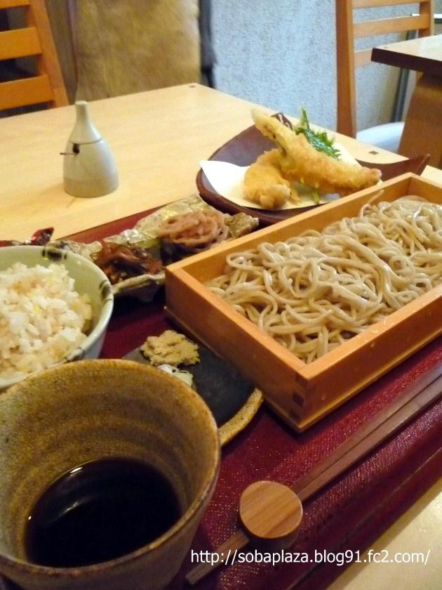 おにわか 蕎麦&天ぷら
