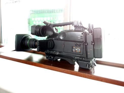 甲府CATVのカメラ