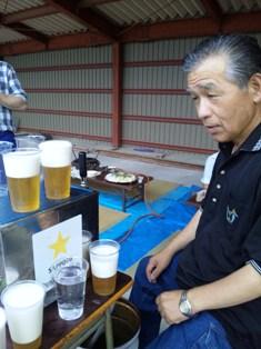 生ビールマエストロ(自称)の吉川さん