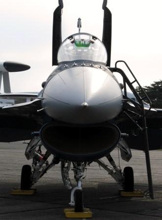 航空自衛隊浜松基地 「F-2戦闘機」