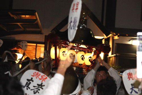 焼津神社大祭・荒祭♪