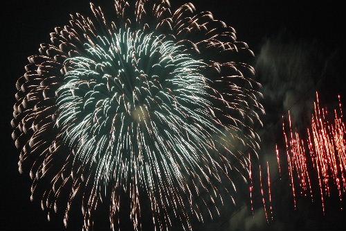 やいづ海上花火大会 2011♪