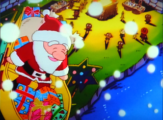 南の島のホワイトクリスマス
