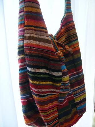 カラフルバッグ from ウズベキスタン