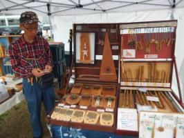 2011クラフトフェア蒲郡 手作り楽器