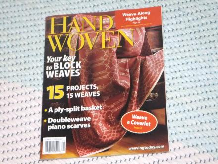 HANDWOVEN issue157