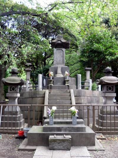彰義隊のお墓