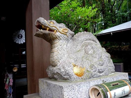 神宝神社-天竜