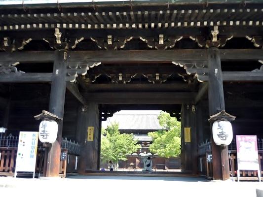 東寺-南大門