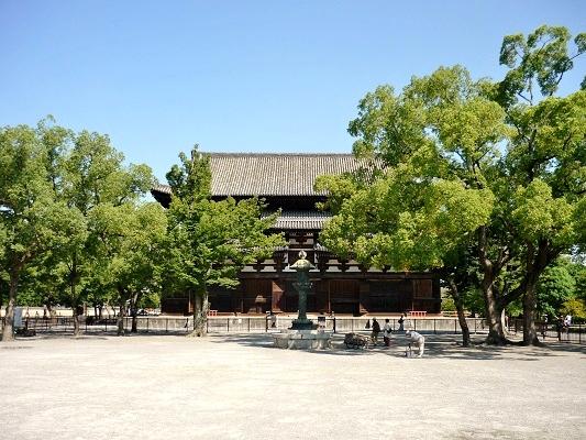 東寺-金堂