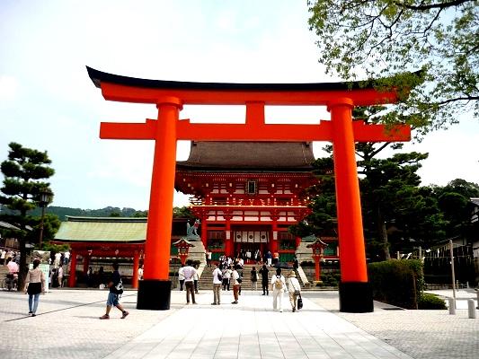 伏見稲荷神社鳥居