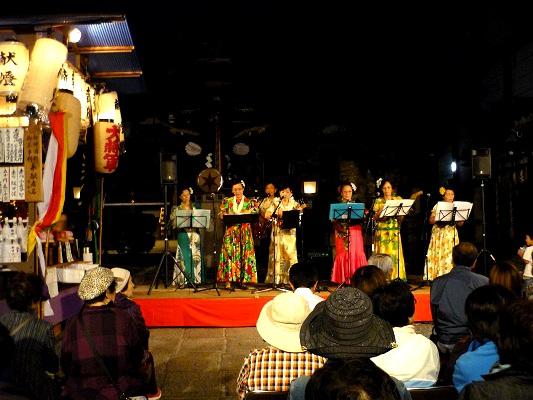 天門祭-ハワイアン