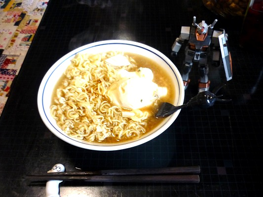 ズゴック豆腐味噌ラーメン