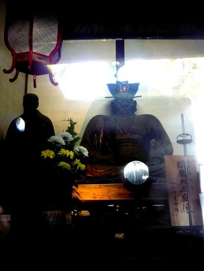 六道珍皇寺-閻魔さん