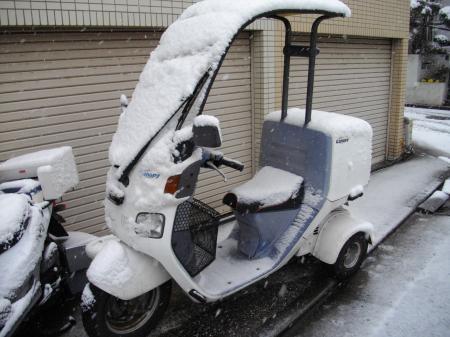 2月28日のジャイロ・キャノピー改
