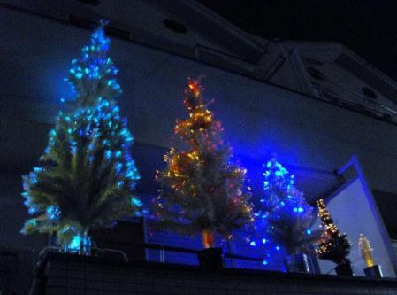 クリスマスツリー(武田宅)