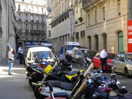 パリの駐禁