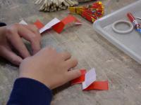 紙垂(しで)作り