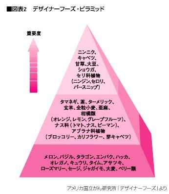デザイナーフードピラミッド