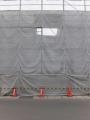 福島の家外観テラス