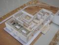 川原子の家模型