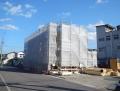 福島の家建て方1