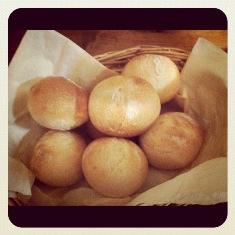 りんご酵母パン1