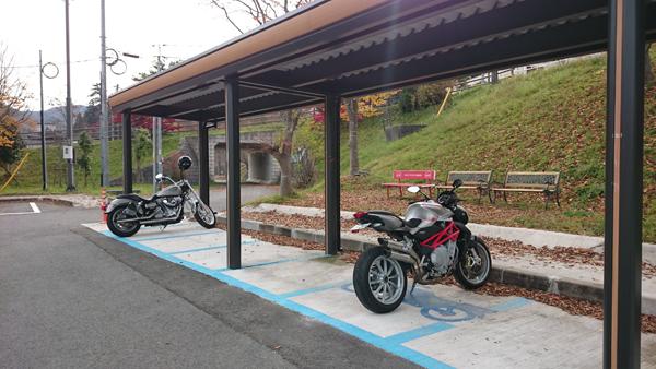 道の駅赤来高原 HARLEY DSC_1104