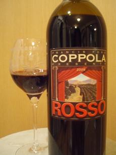 コッポラ監督のワイン
